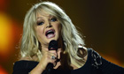 Bonnie Tyler gave a rousing performance in Malmö but only clocked up 23 points.