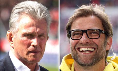 Borussia Dortmund vs Bayern Munich 1 a 1 fecha 32