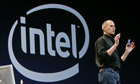 Intel Steve Jobs