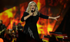 Bonnie Tyler finished 19th in the Eurovision Song Contest, which was watched by nearly 8 million on BBC1. Photograph: Alastair Grant/AP