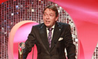 EastEnders actor Adam Woodyatt at the British Soap Awards, which was watched by almost 6m on ITV. Photograph: ITV