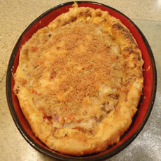 Tuna fish pie