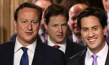 Gay marriage bill survives after Ed Miliband votes against amendment