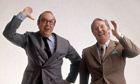 Morecambe and Wise ? 'created' by Braben. Photograph: Rex Features
