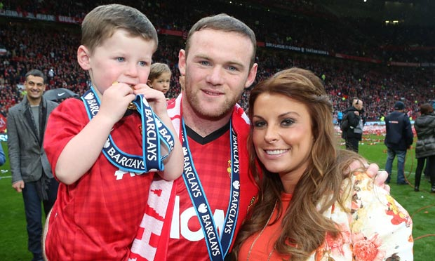 Wayne Rooney Children Wayne and Coleen Rooney have a second son but why the matching