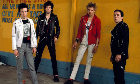 The Clash, 1977