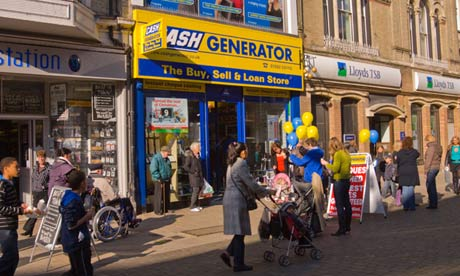 Payday lenders 'break pledges on reform'...