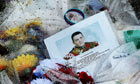 Tributes to soldier Lee Rigby