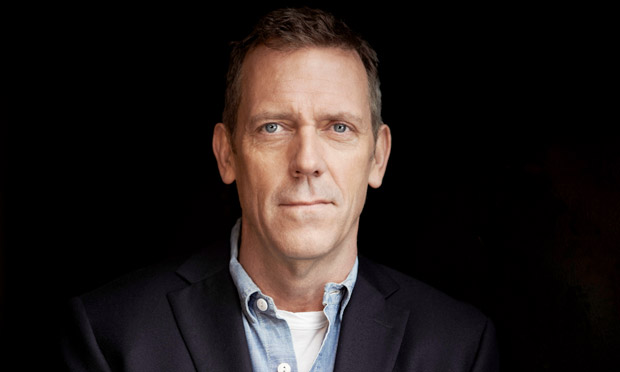Hugh Laurie  There s a...