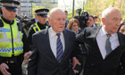 Stuart Hall Pleads Guilty To 14 Cases Of Indecent Assault In Manchester