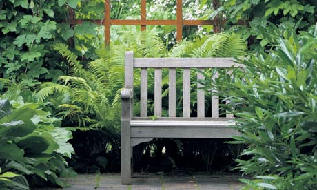 Gardens: take a seat | Life and style | The Guardian