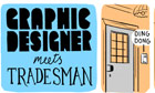 Stephen Collins: Graphic designer