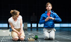 scene from the curious incident of the dog in the night-time