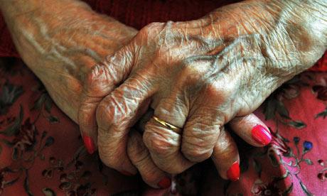 Cuts 'mean bleak 2011 for elderly'