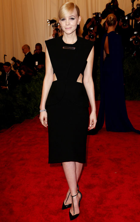 Met ball 2013: Carey Mulligan