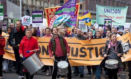 bristol public sector march 2011