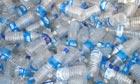 Plastic drinking water bottles