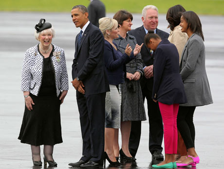 G8 Summit: stylewatch