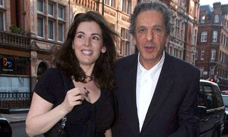 Nigella Lawson pictures: if it's a 'playful tiff', what does a serious one look like?