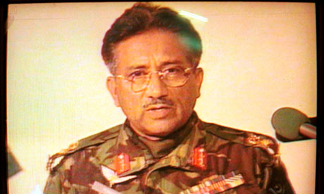 Pervez Musharraf should be tried for treason, says Pakistan's ...pervez musharraf