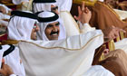 Qatar's Emir