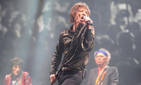 Rolling Stones at Glastonbury