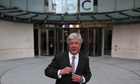 The BBC's Tony Hall