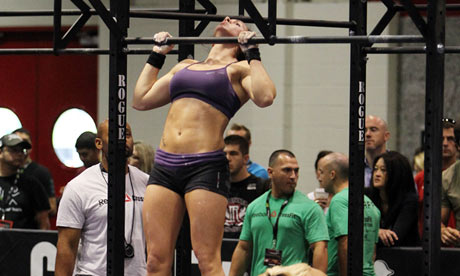 A Crossfit comptition in Houston … do you dare try it?