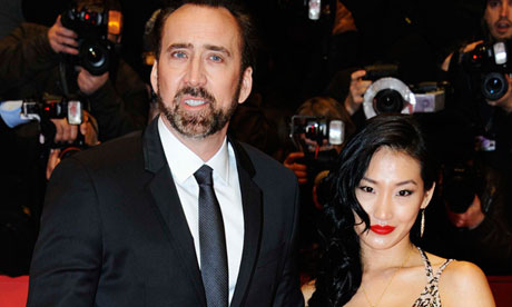 Nicolas Cage wife Alice