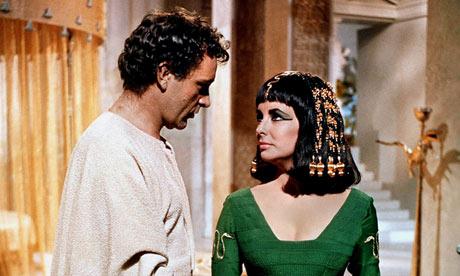 Cleopatra: Richard Burton and Elizabeth Taylor