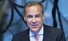 Buzzword king … Mark Carney,  new governor of the Bank Of England.