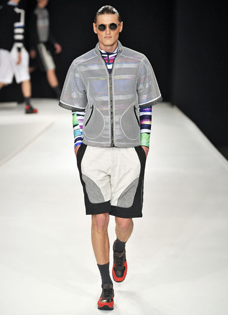 James Long - London Collections: MEN Spring Summer 2014