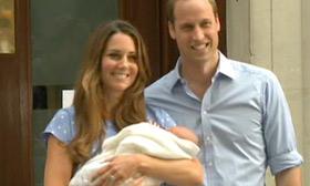Duke, duchess and baby 2
