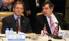 Sir Jon Cunliffe and Gordon Brown
