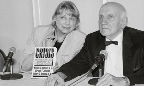 Virginia Johnson and William Masters were accused of making alarmist ...