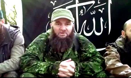 Российский исламист Доку Умаров призывает к нападениям на зимнюю Олимпиаду 2014 года