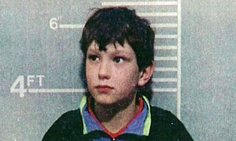 Jon Venables was 10 when he and classmate Robert Thompson abducted and ...