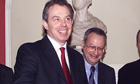 Lord Sainsbury + Blair