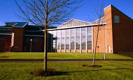 HMP Woodhill prison in Milton Keynes