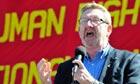Unite leader Len McCluskey