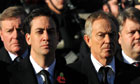 Ed Miliband and Tony Blair