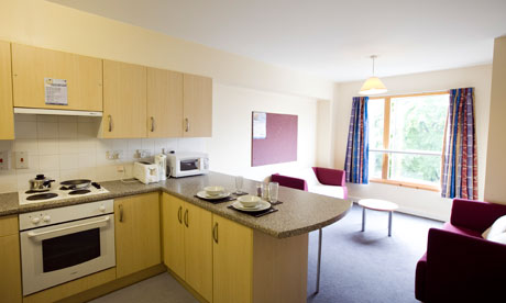 Student accommodation in Euston, London