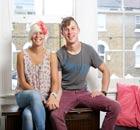 Ben and Kristi: London