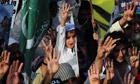 Jamaat-e-Islami supporters