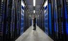 Facebook's new digital storage centre