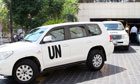 UN weapons inspectors to leave Syria a day early