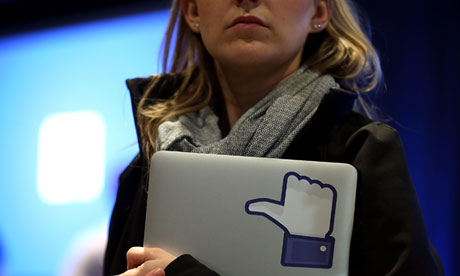 Facebook will again allow decapitation videos after previously banning them. Photograph: Justin Sullivan/Getty Images
