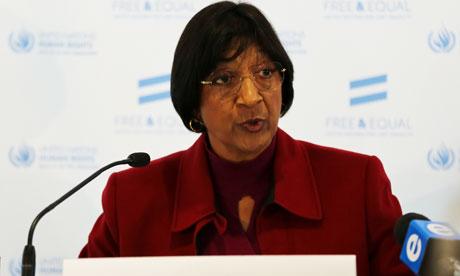 Navi Pillay dijo que cualquiera que quebrante las leyes internacionales sobre el tratamiento de los reclusos se enfrentan a penas
