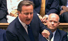 David Cameron in the Commons Syria debate, August 2013