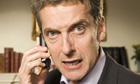 Bugger off back to Mars! Doctor Who as played by Malcolm Tucker.